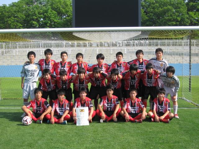 4位・AS栃木bom de bola