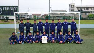 4位 MORANGO栃木FCジュニアユース